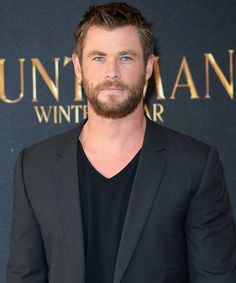 Win a Chance to Be Chris Hemsworth's Red Carpet Date | InStyle.com
