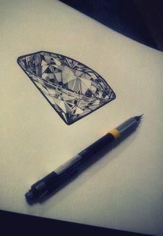 Fhöbik - Moleskine Diamant by Fhöbik Artwork, via Behance