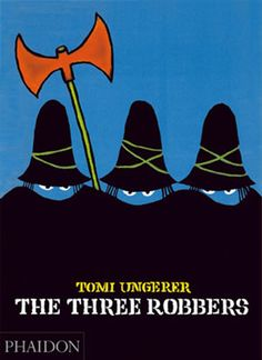 PPBF: The Three Robbers and November Challenges   julie rowan-zoch
