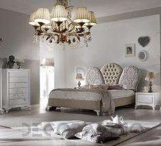 #bed #furniture #furnishings #design #interior #interiordesign #decoration  комплект в спальню Modenese Gastone Contemporary, mg-brs-05