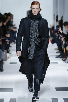 Y-3 - Men Fashion Fall Winter 2015-16 - Shows - Vogue.it
