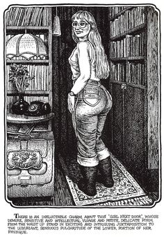 "Robert CRUMB 2003 - ART & BEAUTY MAGAZINE #2 - ""… exciting and intriguing juxtaposition…"""