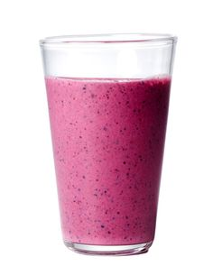 Blueberry-Flax Smoothie - Whole Living Eat Well