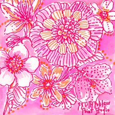 Happy President's Day! We're celebrating in our favorite shades of pink (to match our new Lilly Pulitzer nail polish, of course) #lilly5x5