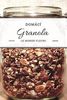 Green Life, Muesli, Ham, Healthy Life, Almond, Deserts, Food And Drink, Homemade, Vegan