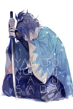 Touken Ranbu, Yamato no Kami Yasusada