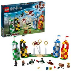 LEGO Harry Potter Quidditch Match 75956 : Target