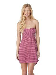 MNF3Sailin On Dress by Roxy - FRT1