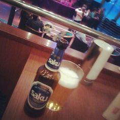 ...Hälsningar från Sakuu Clubben! B-) #saku #estonia #beersoftheworld #ilovebeer #beerbottles #europe #brew #balticbeers