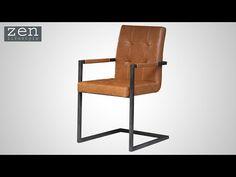 Robuuste stoel Stanley - Vintage stoelen - Stoelen | Zen Lifestyle