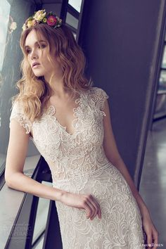 LimorRosen 2015 Wedding Dresses   Wedding Inspirasi