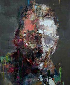 Ryan Hewett #ryanhewett #contemporaryart #modern #painting #art #artsy #artcollector #artist