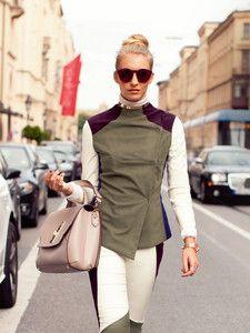 burda style: Damen - Jacken & Mäntel - Jacken - Jacke - asymmetrische Front