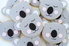 Felicity from Little Paper Plate's Birthday / Koala - Photo Gallery at Catch My Party 9th Birthday Parties, First Birthday Cakes, 1st Birthday Girls, Birthday Ideas, Australian Party, Australian Animals, Emma Wiggle, Wiggles Birthday, Animal Birthday