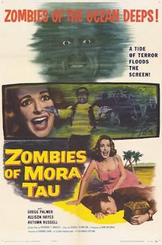 Surfer zombies