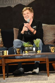 President and Founder of Sundance Institute Robert Redford attends the Day One Press Conference during day 1 of the 2017 Sundance Film Festival at Egyptian Theatre on January 19, 2017 in Park City, Utah.