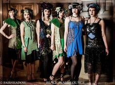I had the divine pleasure of attending the Black Pearl Lounge. It was a beautiful and inspiring fashion presentation that was more intimate than a traditional runway show. 1920s Party, Show Reviews, Fashion Show, Pearls, Gatsby, Steampunk, Inspiration, Image, Beautiful