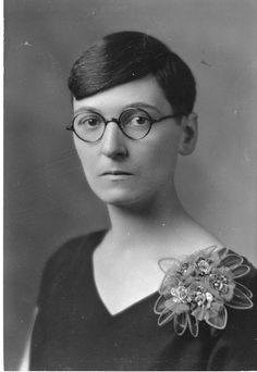 """Mildred Adams Fenton (1899-1995) was an American scientist, who wrote or co-authored (with her husband) dozens of textbooks on geology and earth science, including """"The Rock Book"""" (1940), a popular classic."""