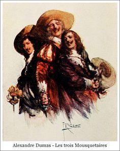 Alexandre Dumas | À