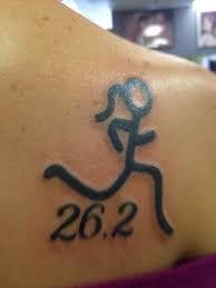 Image result for marathon tattoos