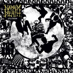 "Time and time again, Napalm Death never seems to amaze me, returning back after 3 years and just as brutal as ever. On Feb 27, 2012, ND released there 15th album ""Utilitarian"" which came with great reviews, and not to mention the truly amazing Grindcore skills. If u haven't got the album, GET IT! In fact buy there discography or die!"