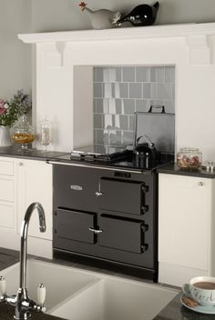 Redfyre electric range cooker. £4380. Neeeeeeeeed.
