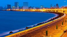 According to Reports, India's commercial capital #Mumbai is the richest #Indian #city followed by #Delhi and Bengaluru. Mumbai's total wealth is a whopping $820 billion and few of the richest localities include Bandra, Juhu, Goregaon, Parel, Worli and Palm Beach Road.   #India #CitiesAtNight #Localities #news #Cities