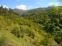 Trilho da Ribeira de Cavez - Cabeceiras de Basto, o que ver em Cabeceiras de Basto, Serra da Cabreira, restaurantes, alojamento, dicas, mapas