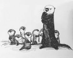 Love the otters                                                       …
