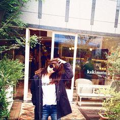 梨花 @rinchan521 REEFURモッズコートInstagram photo   Websta (Webstagram)REEFURモッズコート