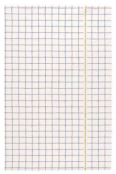 Grid Stripe Tea Towel