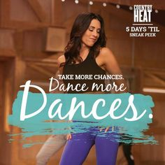 Beachbody country heat is the best dance workout! so much fun!
