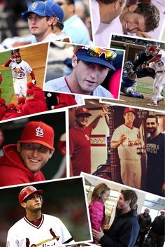 David Freese. Another Keely Masterpiece, the picture, not the man.