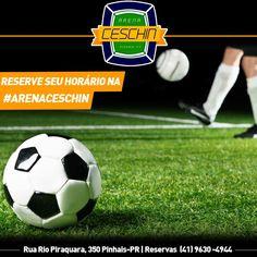 .Entre em contato conosco para fazer sua reserva.  Arena Ceschin FUT7 - arenaceschin@gmail.com -  Rua Rio Piraquara, 350 - Pinhais 041 9630-4944  #vempraArena #reserva #FUT7 #futebolSociety