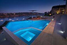Modern backyard by Ritz Exterior Design
