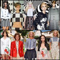 Fashion Snoops S/S 2014 Trends 1. Edie Sedgwick 2. American Pie