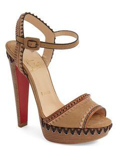 0656b38c5b Christian Louboutin trepi sandal Louboutin Shop