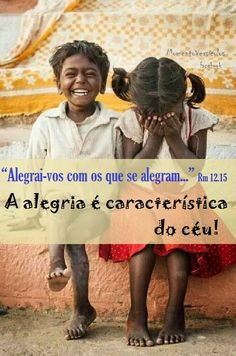 Paz seja contigo!: Dom precioso é a alegria de Deus!