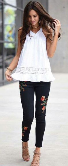 How to wear cute outfits casual leggings Ideas Style Outfits, Mode Outfits, Outfits For Teens, Casual Outfits, Look Fashion, Teen Fashion, Autumn Fashion, Womens Fashion, Fashion Trends