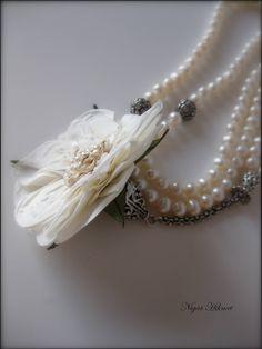 Gümüş ve inci tesbih   Flickr - Photo Sharing!