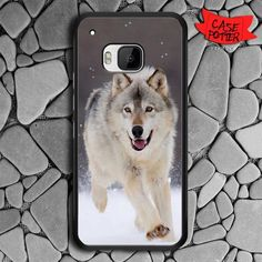 Wolf Run On White Snow Samsung Galaxy Note Edge Black Case Htc One M9, Cell Phone Cases, Wolf, Samsung Galaxy, Notes, Snow, Galaxy Note, Black, Report Cards