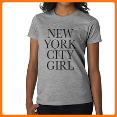 New York City Girl XXL Damen T-Shirt