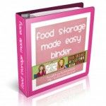 Babystep Checklists | Food Storage Made Easy