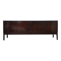 Mid-Century Ole Wanscher Rosewood Sideboard