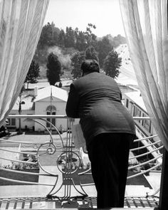 Alfred Hitchcock - Peter Stackpole