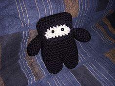 Ravelry: Little Ninja pattern by Sarah Arnold