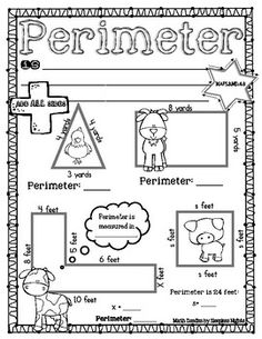 I am very excited to share this product with you FREE for a limited time!  This is my first attempt at creating a math doodle page.  I wanted to make an instructional doodle page to help students focus and become actively involved in the learning process.