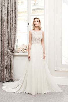 TO-752T - The One 2018 - Wedding dresses - Agnes - lace wedding dresses, Plus Size Bridal Gowns Lace Wedding, Our Wedding, Most Beautiful Wedding Dresses, Bridal Salon, Wedding Accessories, Bridal Gowns, Plus Size, Model, Collection