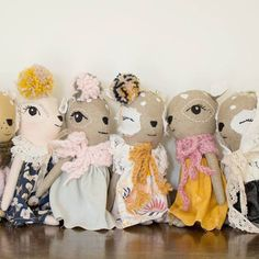 ✴ Family portrait ✴ Some of them are already off to their new homes! Thank you…