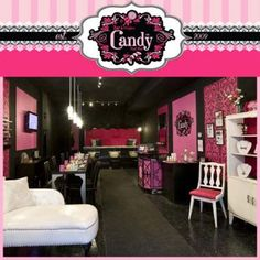 Want to see some cool salons? Check out this NAILPRO-file Featuring: Candy Nail Bar in Montreal, Canada